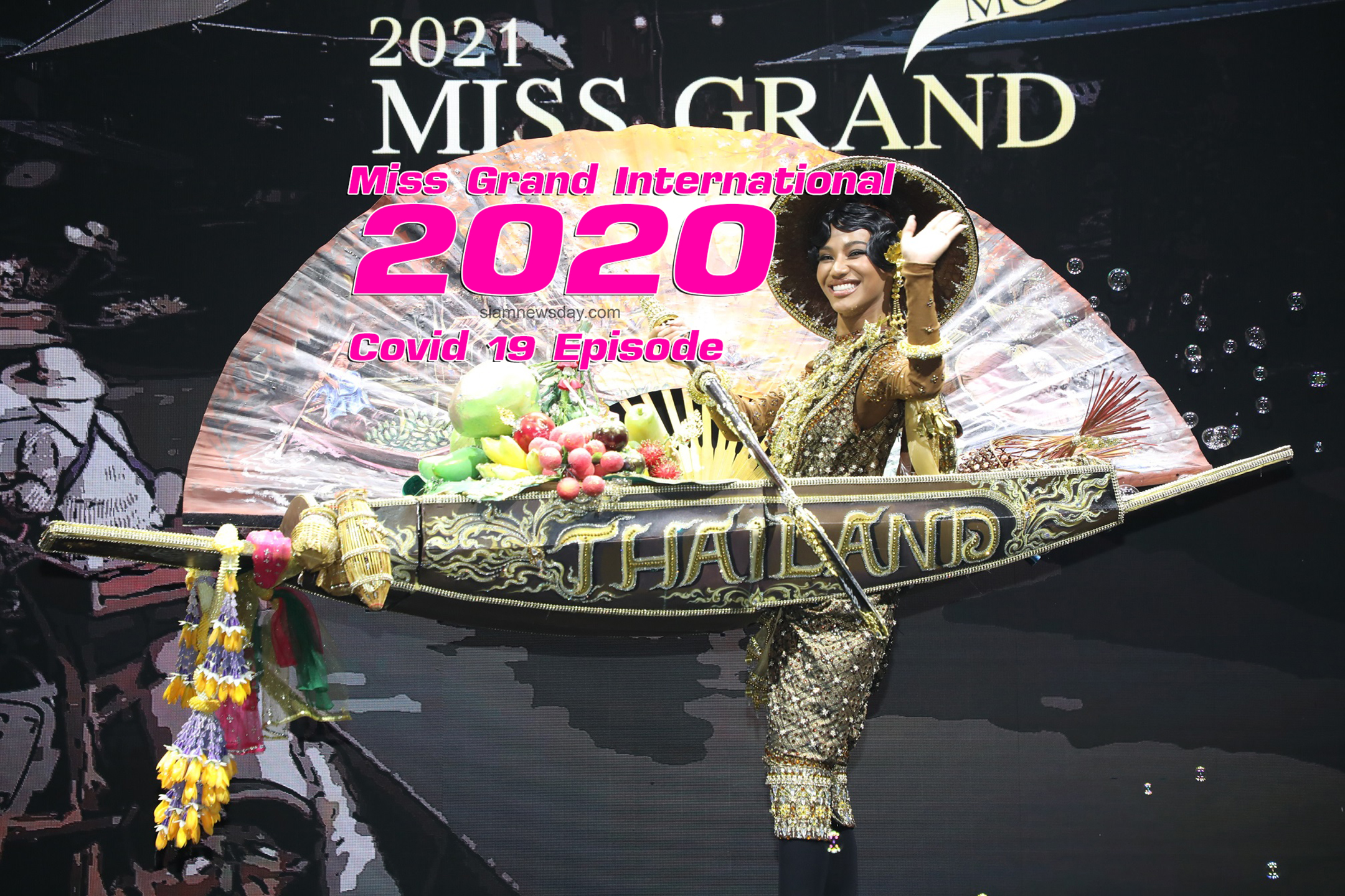 Miss Grand International 2020 : Covid 19 Episode